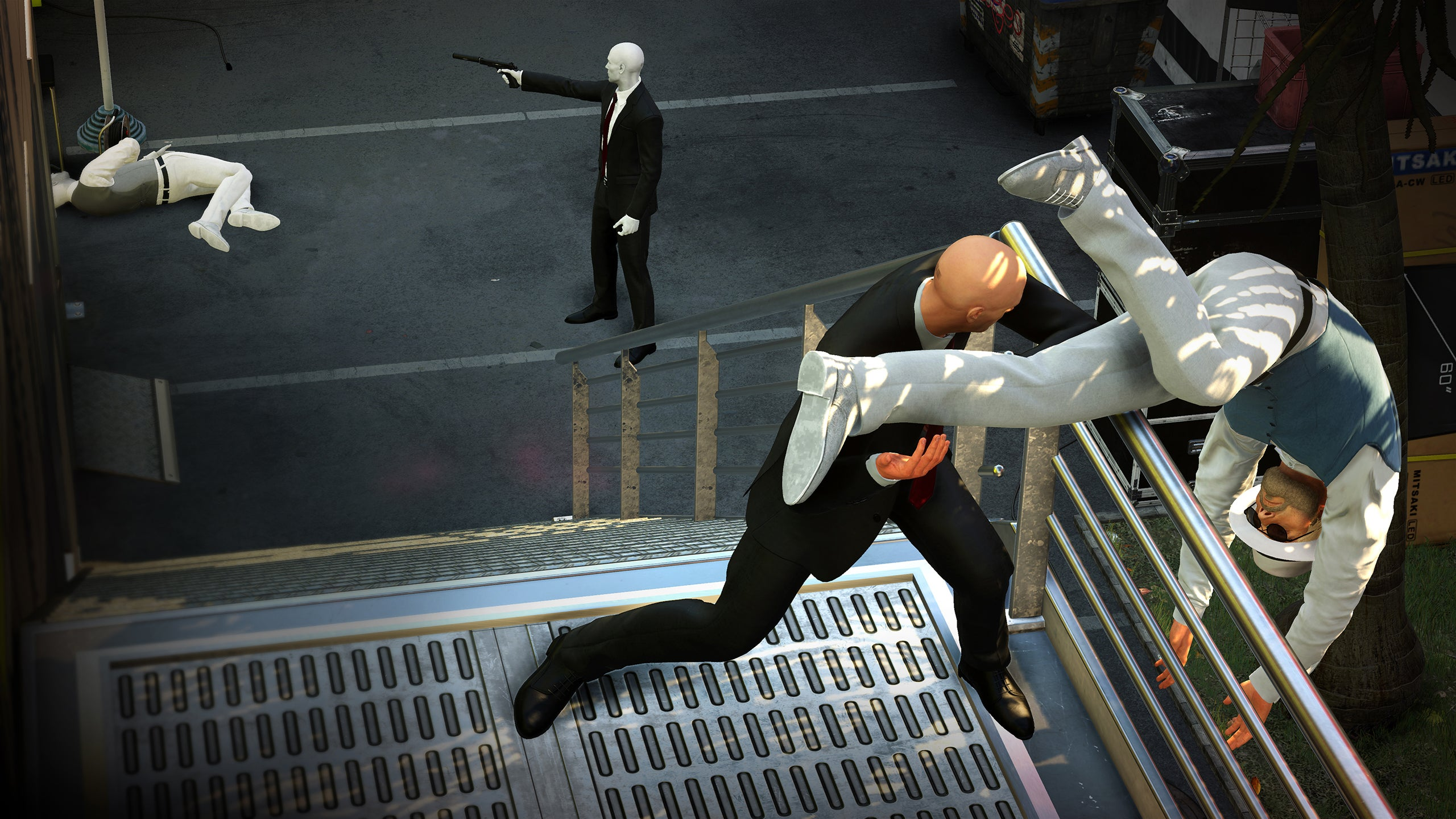 Hitman 2 Review Trusted Reviews
