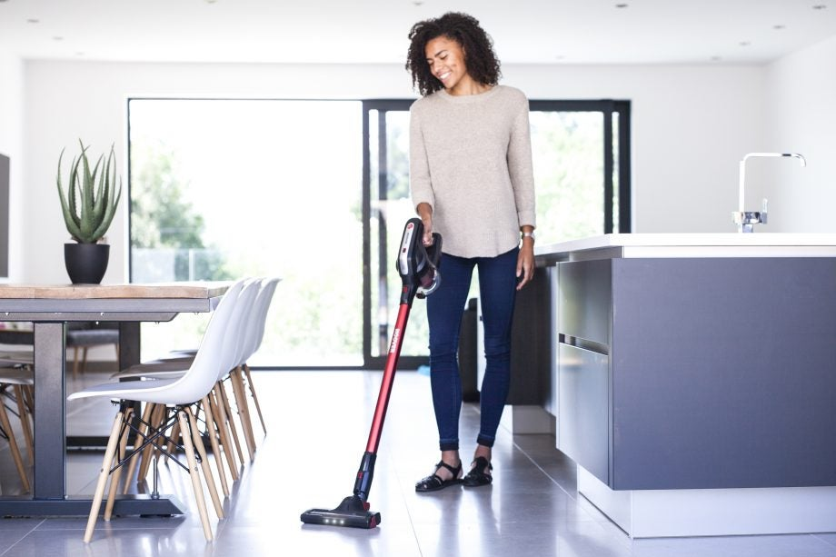 Hoover HF18RH H-Free 18V 2-in-1 Lightweight Cordless Stick Vacuum Cleaner