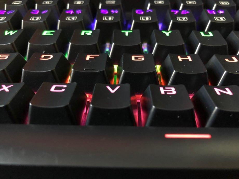 AUKEY KM-G6 LED Mechanical Keyboard
