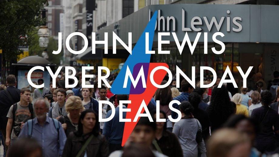 John Lewis Cyber Monday