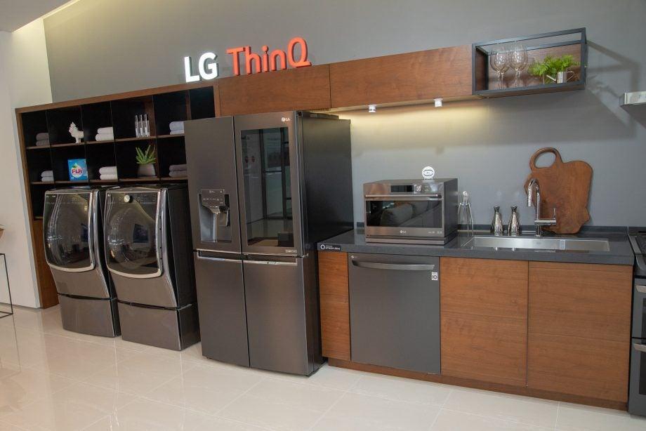 LG Proactive Servicing