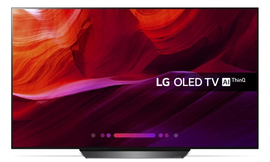 LG OLED55B8PLA Review | Trusted Reviews