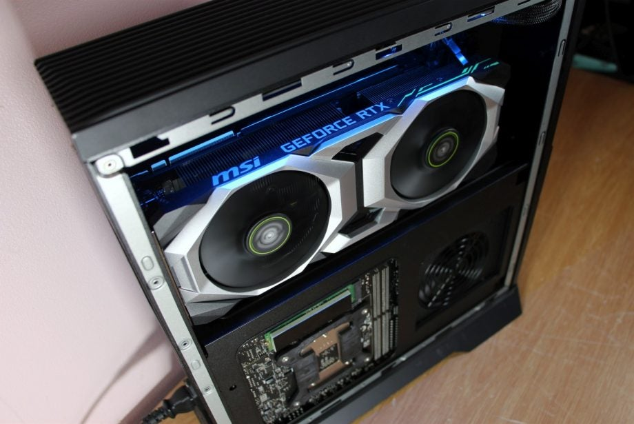 MSI Trident X Review | Trusted Reviews