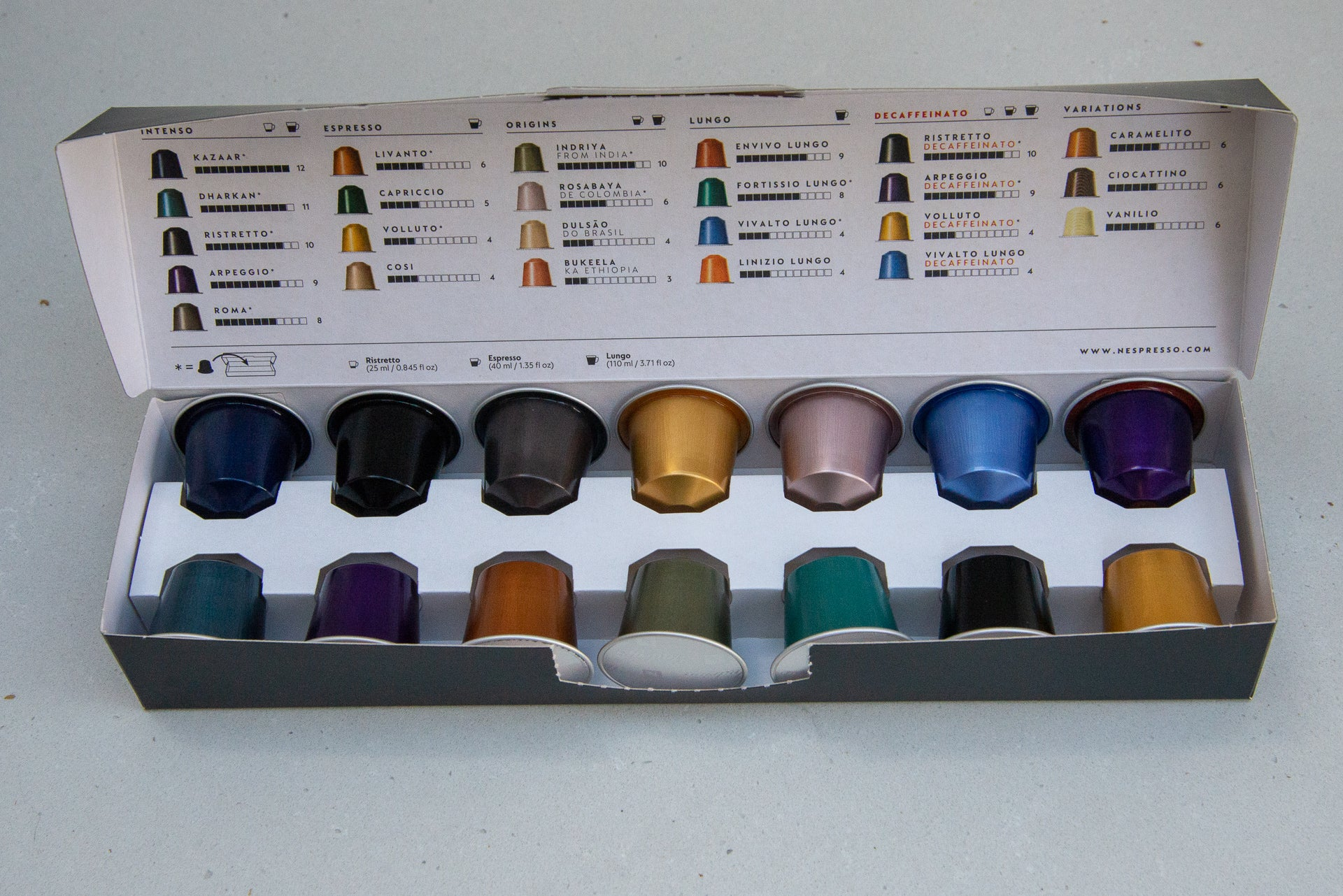 Best Nespresso capsules: pods rated and reviewed | Trusted Reviews