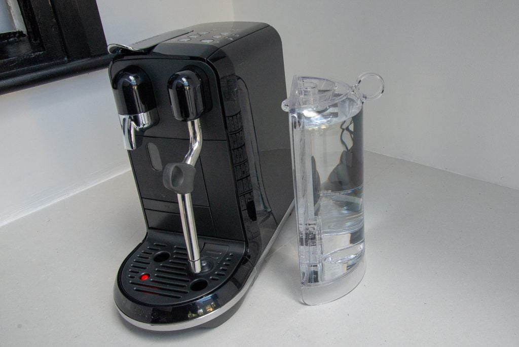Sage Nespresso Creatista Uno Review Trusted Reviews