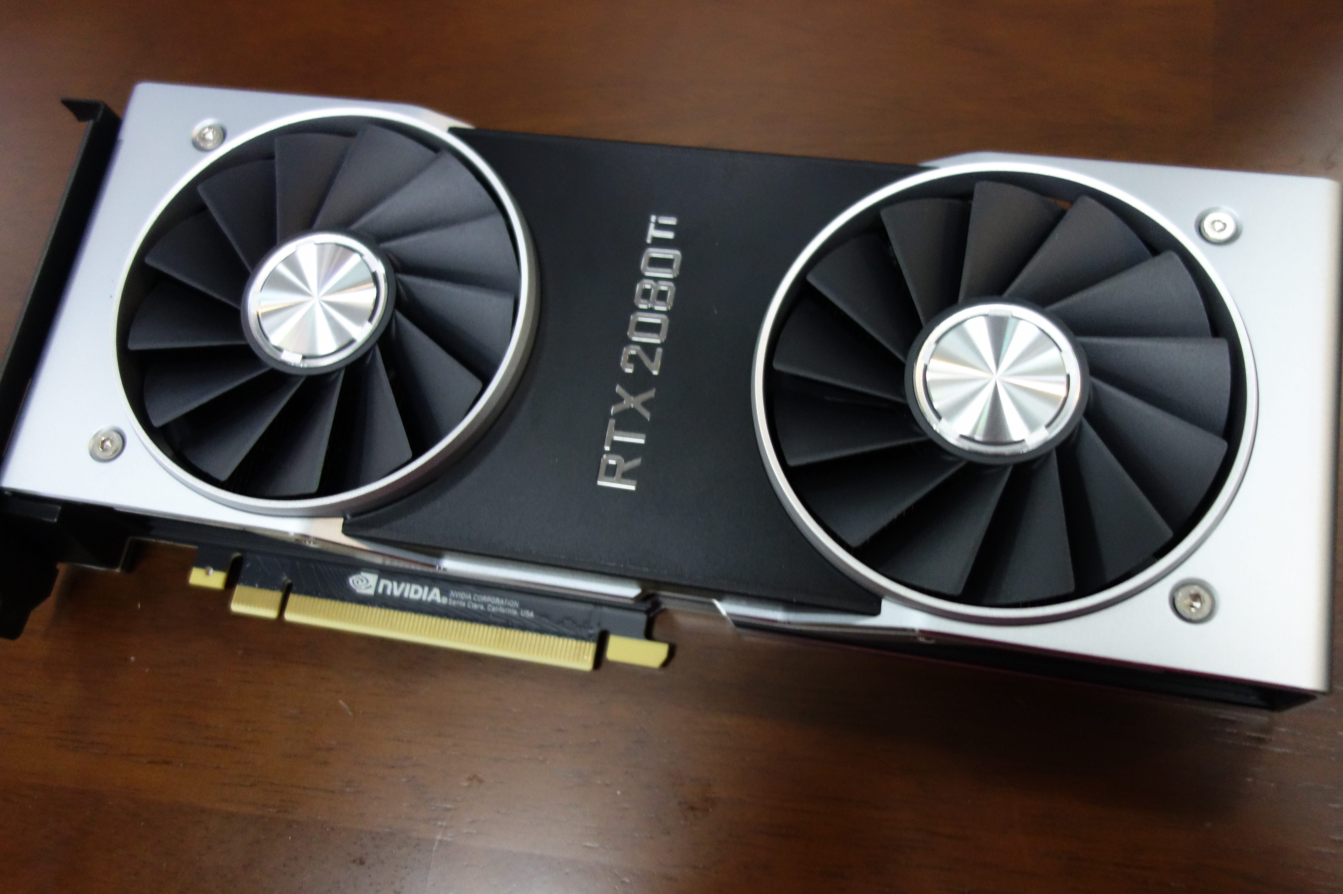 Nvidia RTX 2080 Ti Review | Trusted Reviews