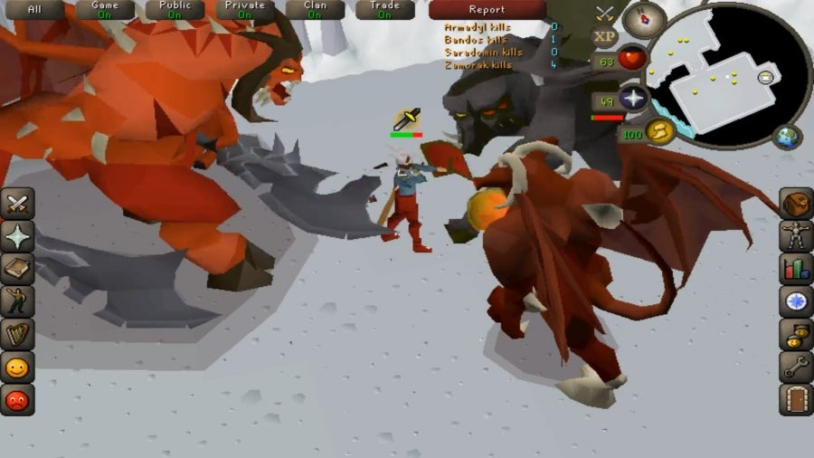 "Jagex on Old School RuneScape Mobile Microtransactions: ""Not"