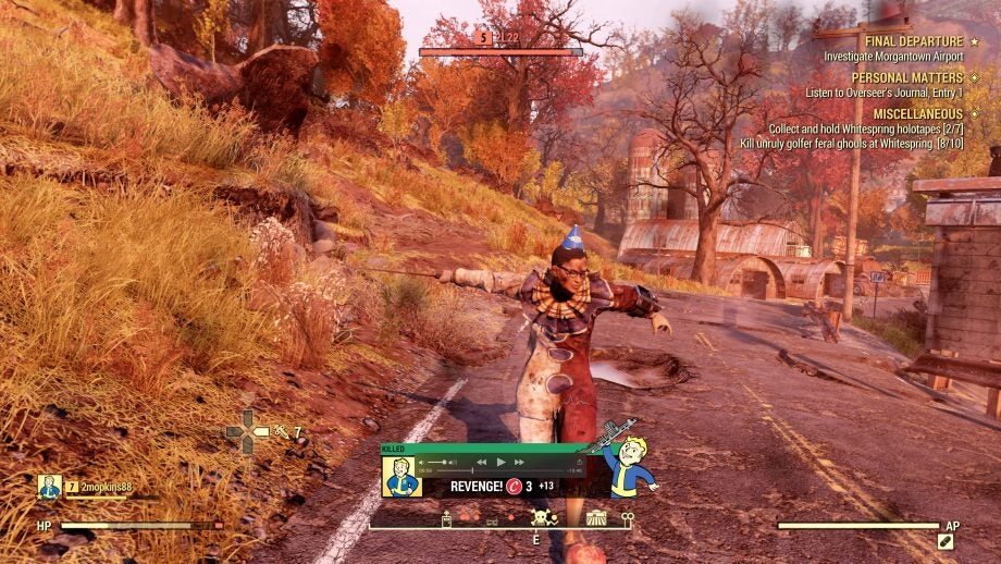 Fallout 76 Review   Trusted Reviews