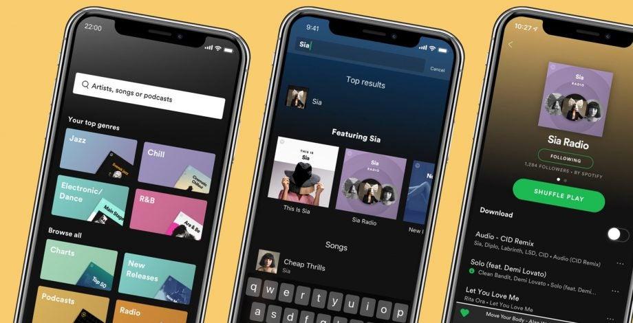 Spotify Premium Update