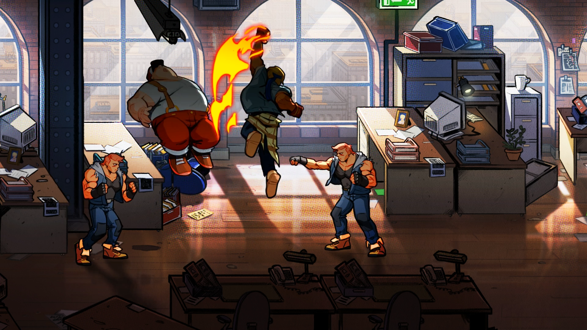 Streets of rage 4 remake android | Streets Of Rage 4 Is A Nostalgic