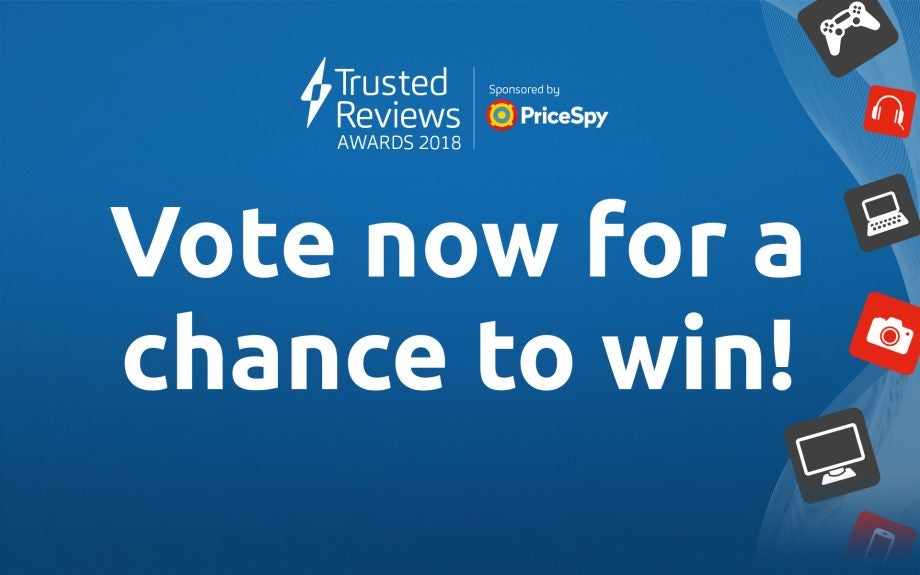 Vote Now In The Trusted Reviews Awards 2018 To WIN The All New IPhone XS!