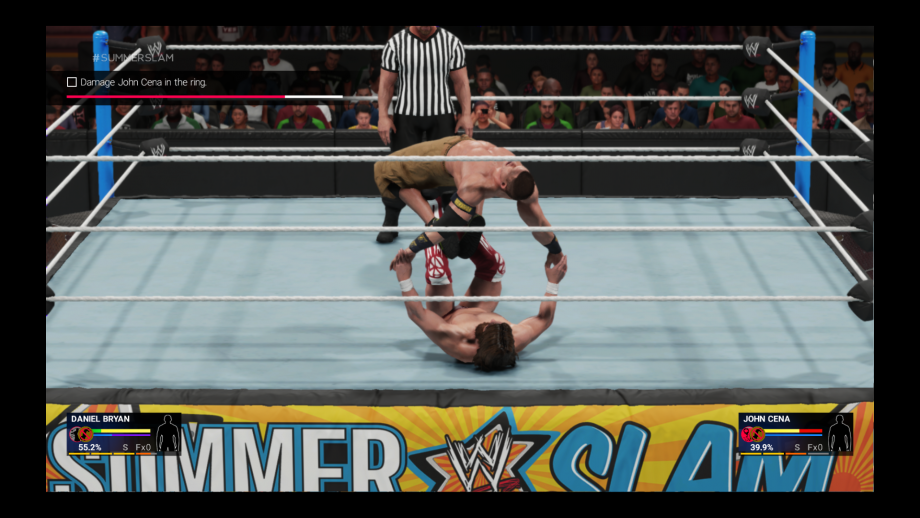 WWE 2K19 Review   Trusted Reviews