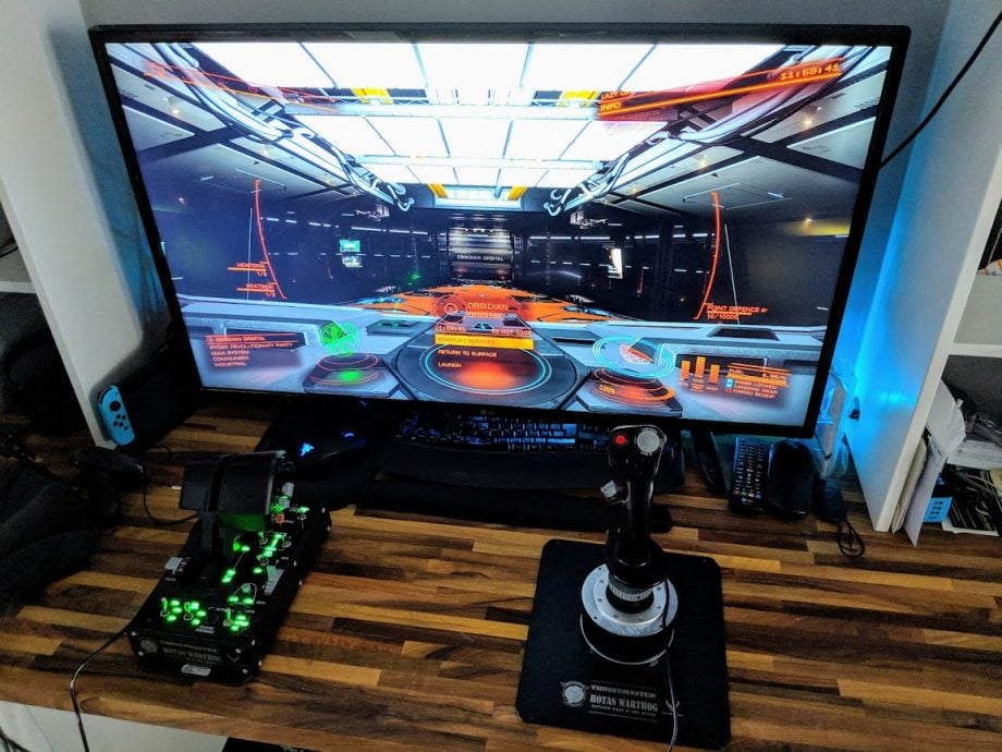 Thrustmaster Warthog HOTAS Joystick and Throttle Review