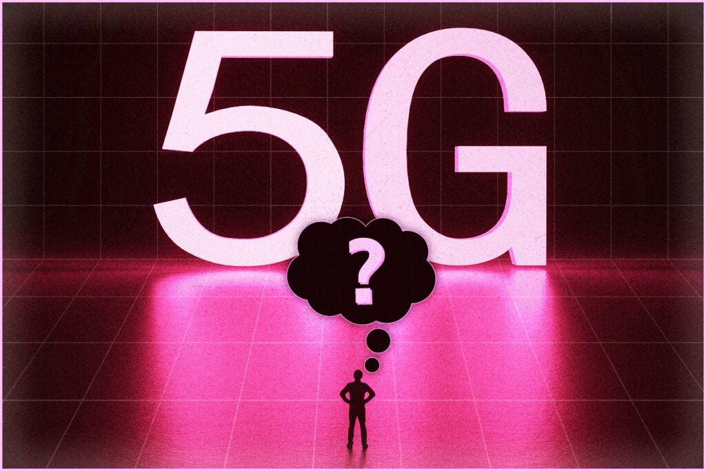 What is 5G? How the new networking tech works