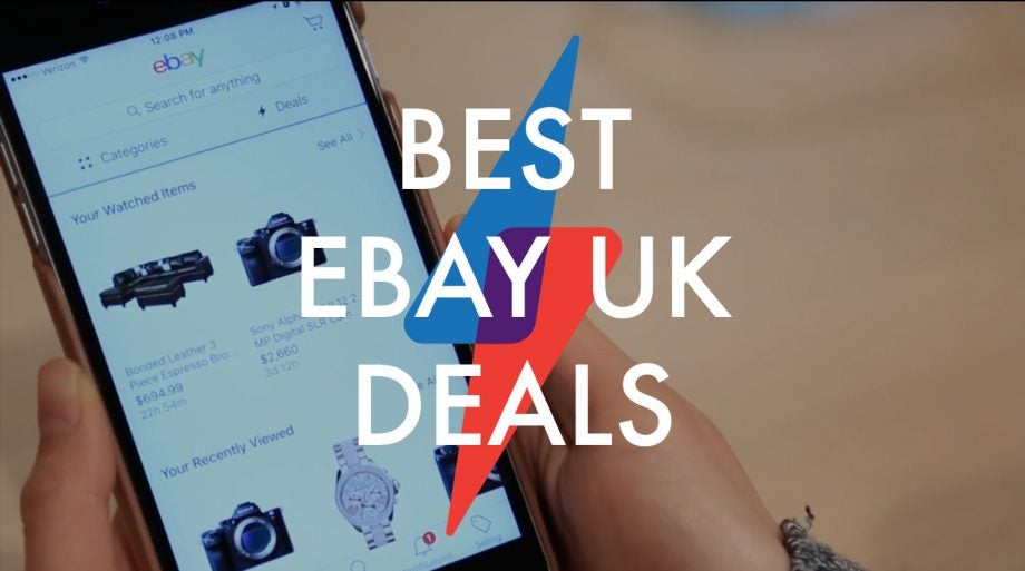 890a4c998 eBay UK Black Friday   Cyber Monday 2018 – TVs and Dyson prices ...