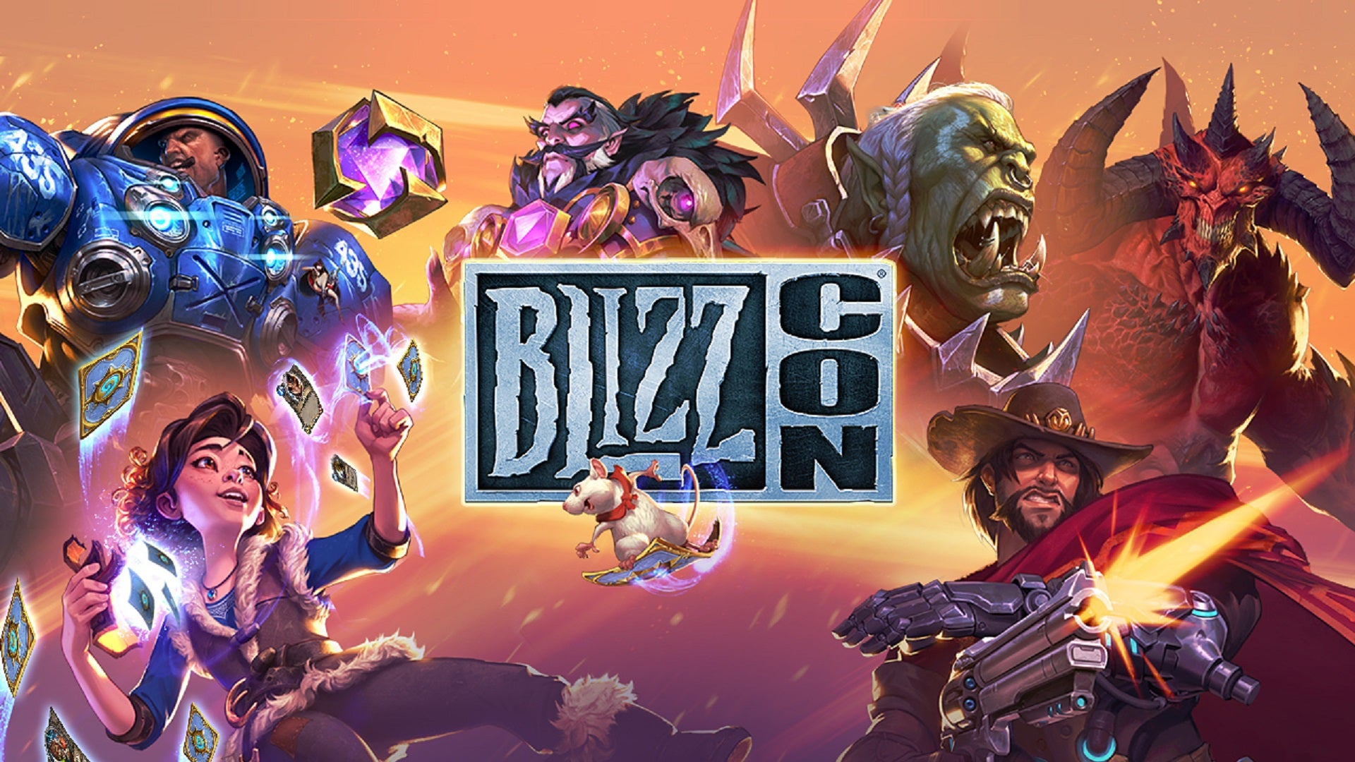 Blizzcon 2018 All The Latest News Announcements Trailers And More