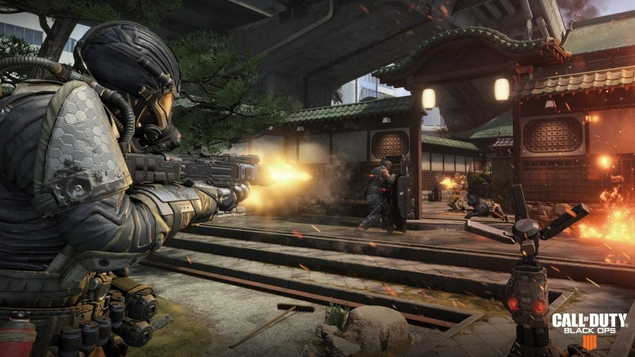 Call Of Duty Black Ops 4 Review Trusted Reviews