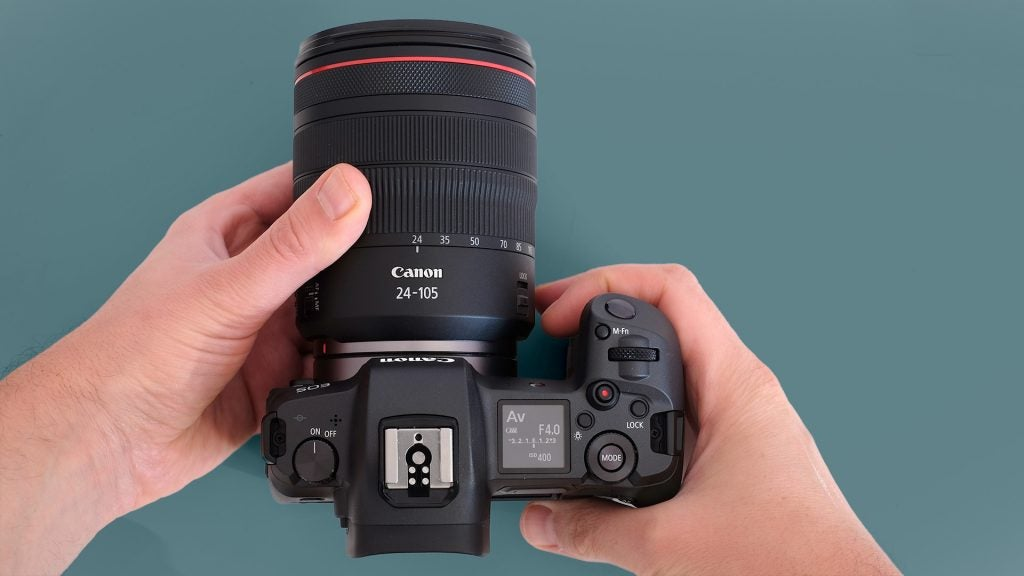 Canon Eos R Review Trusted Reviews