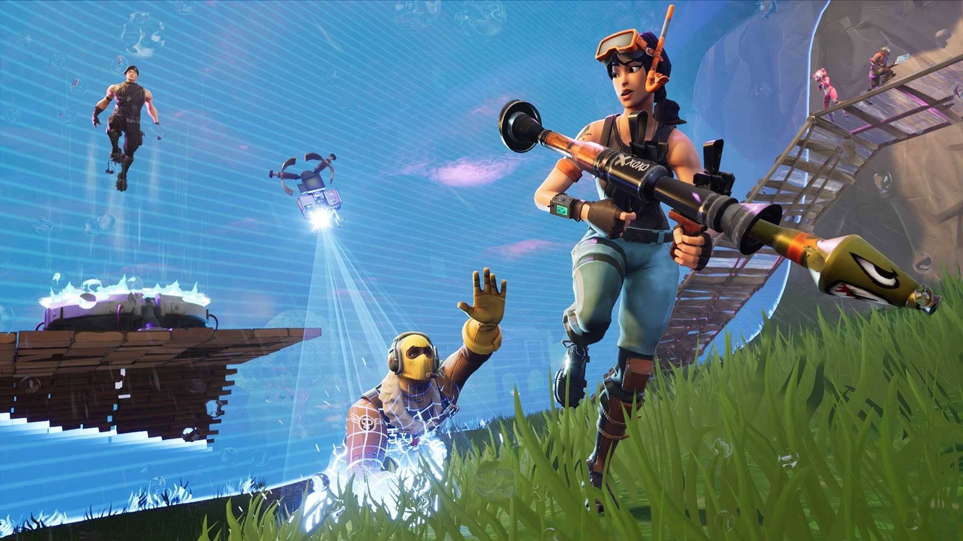 Fortnite Guide How To Complete The Fortnitemares Challenges