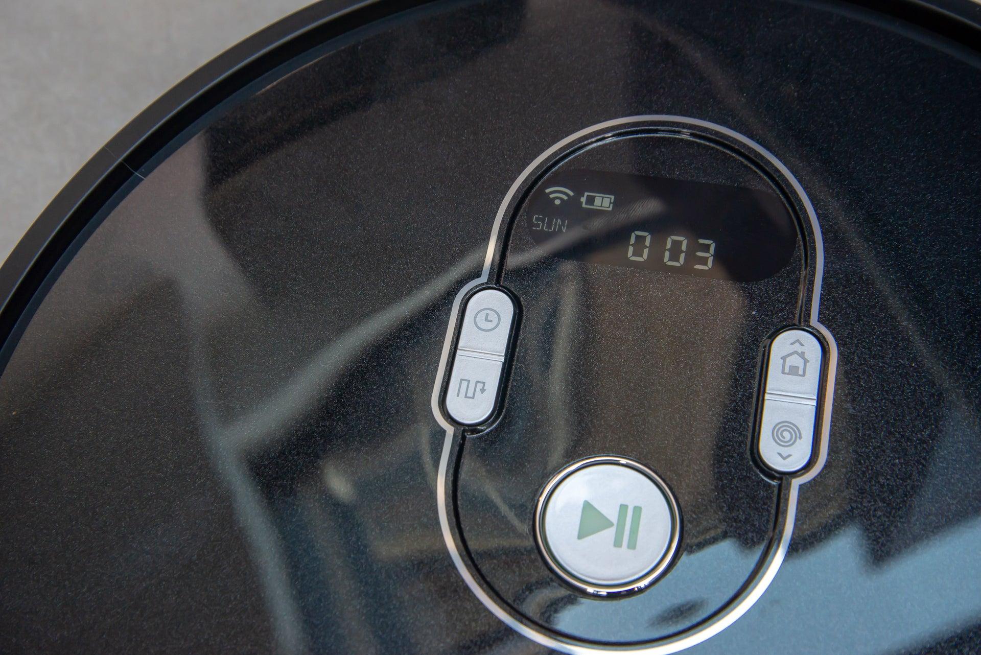 iLife A7 Robotic Vacuum Cleaner LCD
