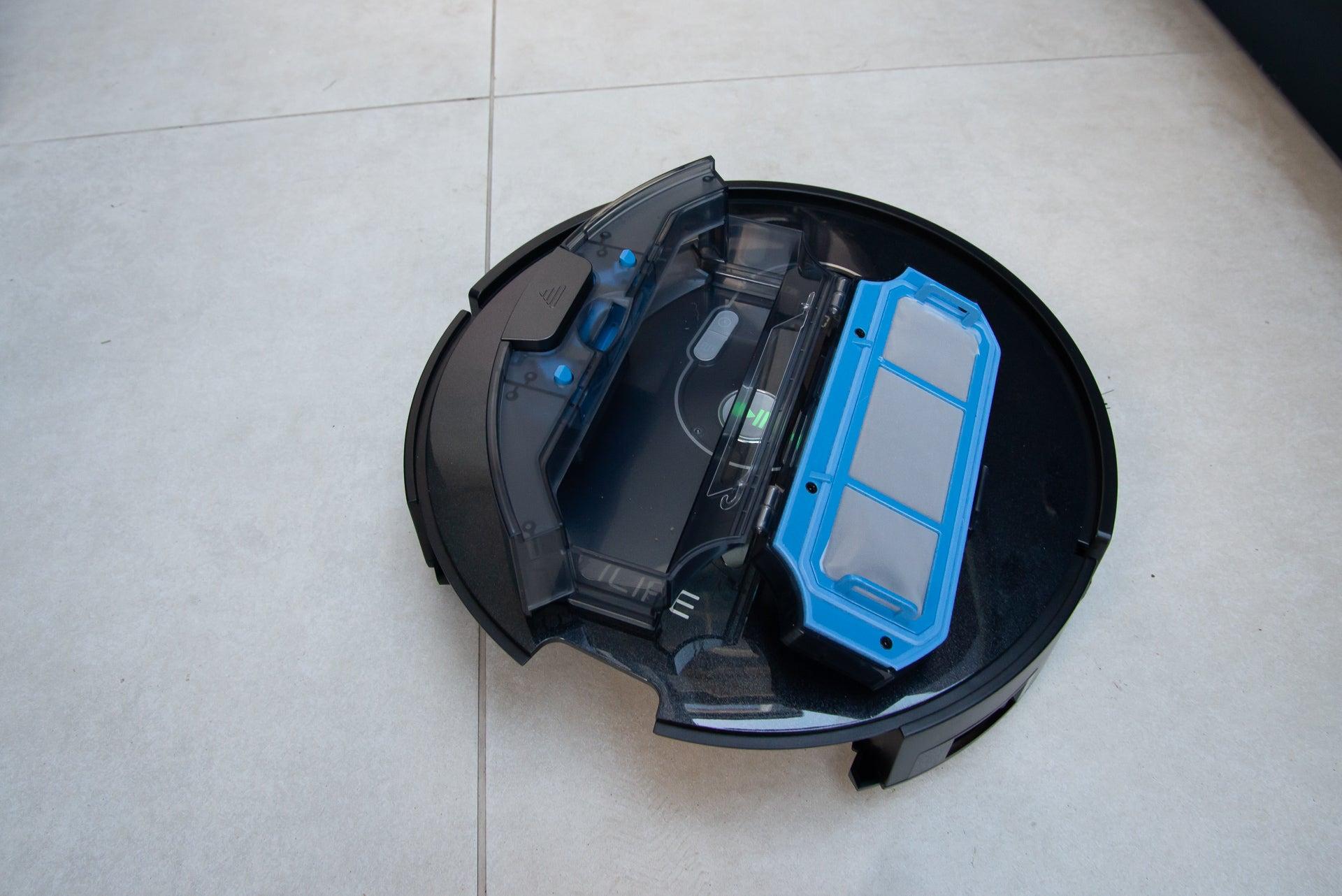 iLife A7 Robotic Vacuum Cleaner bin