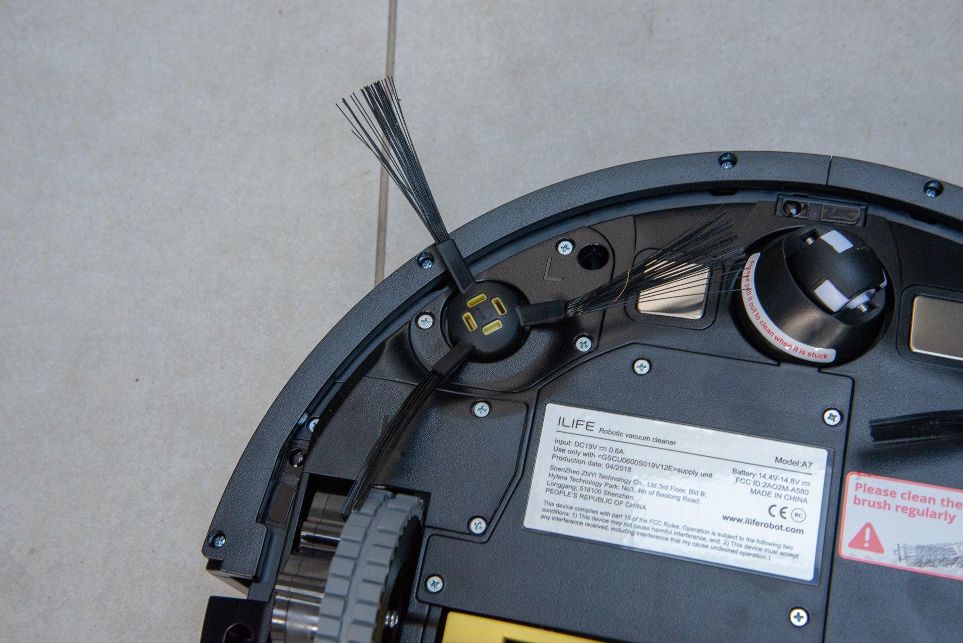 iLife A7 Robotic Vacuum Cleaner side brush