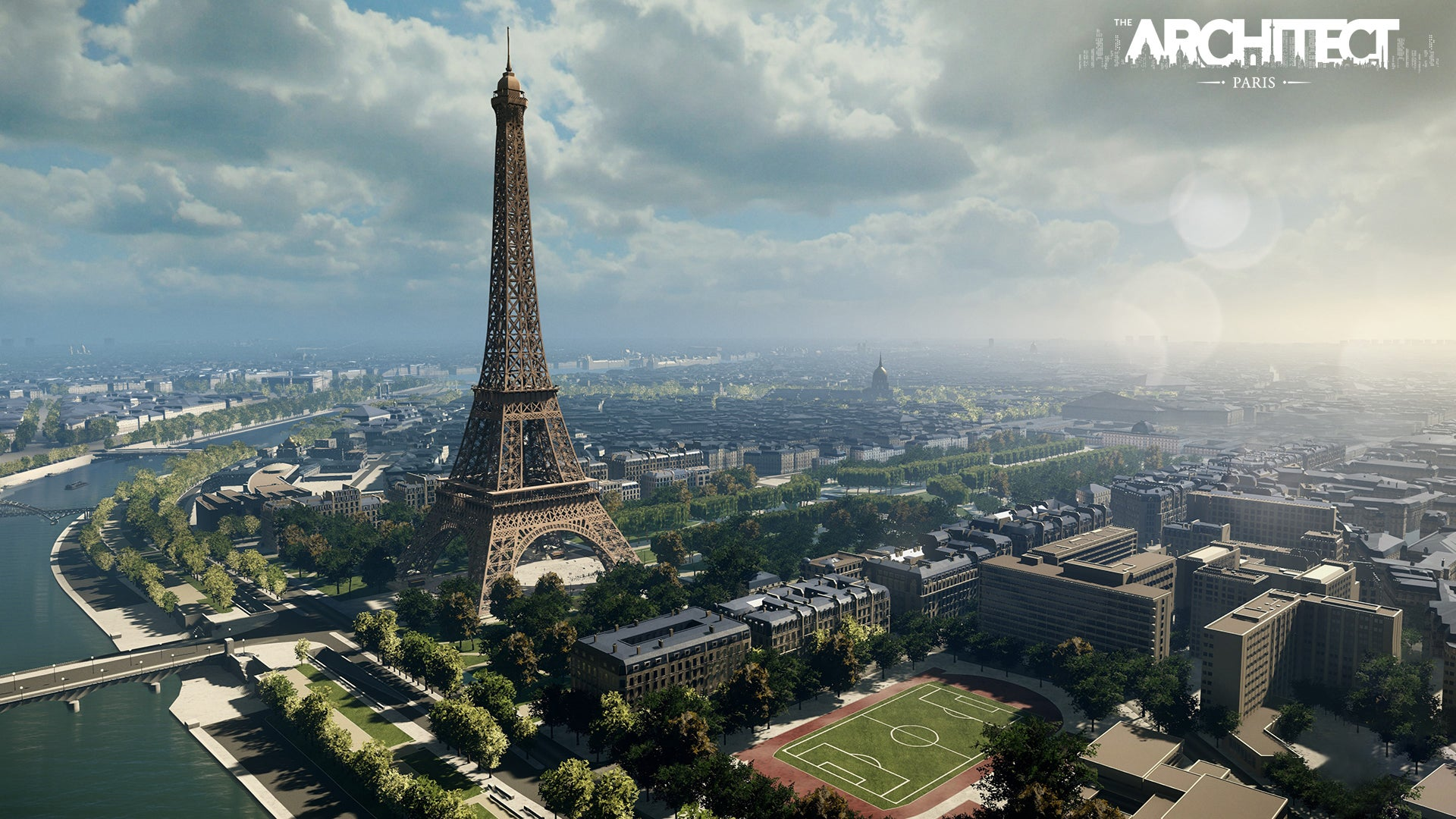 The Architect: Paris puts a clever twist on the city builder