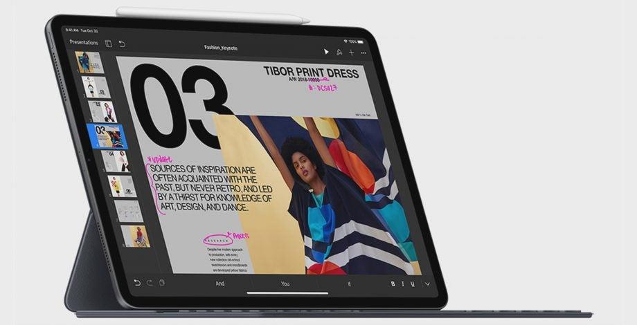 iPad Pro 2018 Smart Keyboard