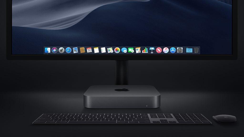 apple new mac mini 2018