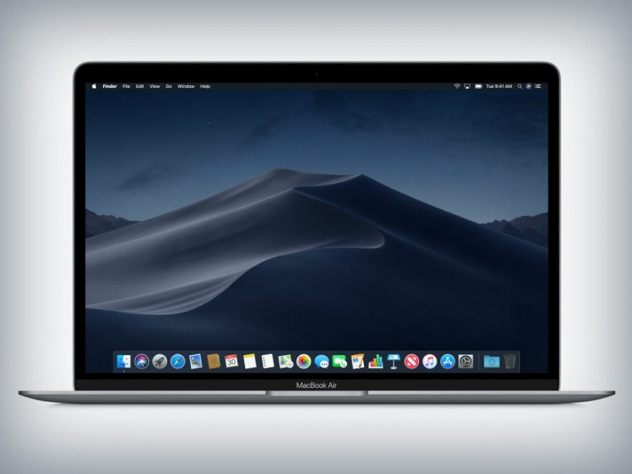 new MacBook-Air-2018