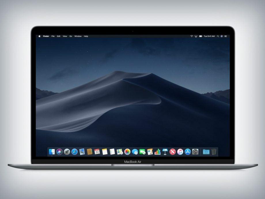 new MacBook-Air-2018