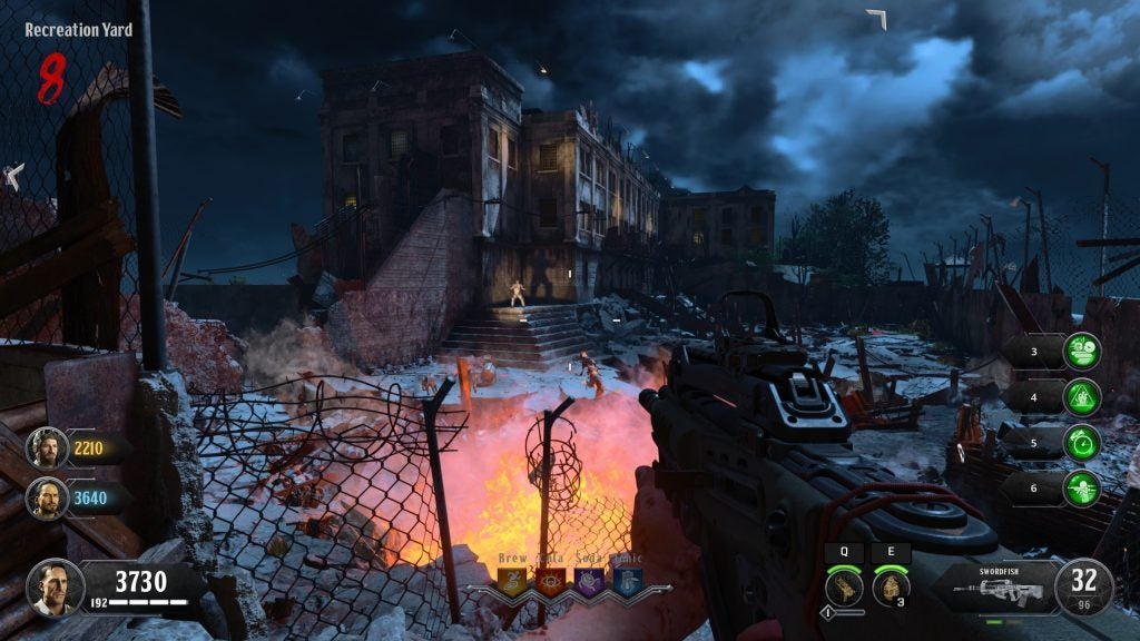 Call of Duty: Black Ops 4 Zombies Guide - Blood of the Dead