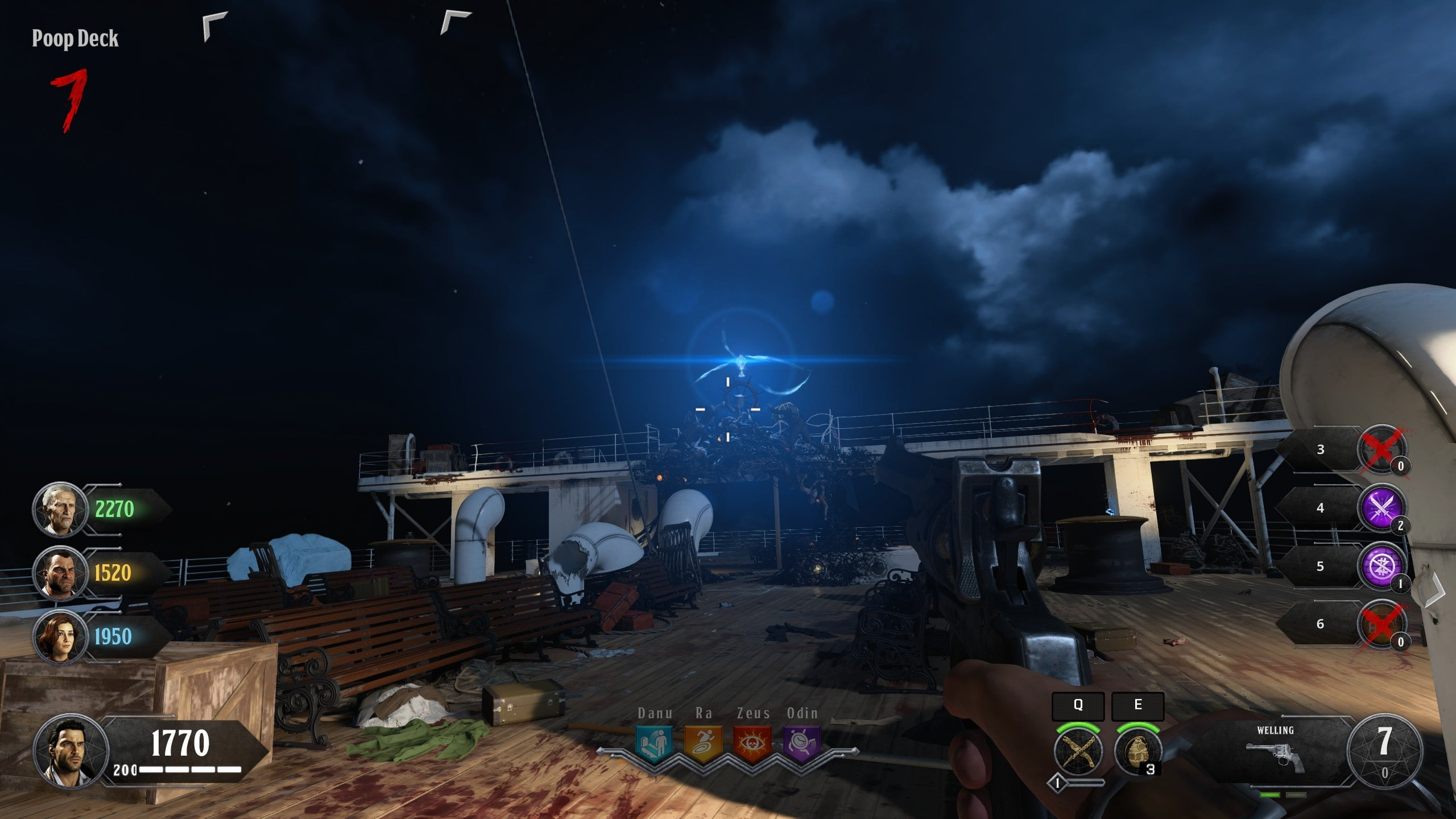 Call of Duty Black Ops 4 Zombies Guide – Voyage of Despair