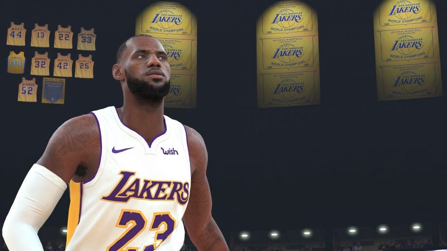 NBA 2K19 Review | Trusted Reviews