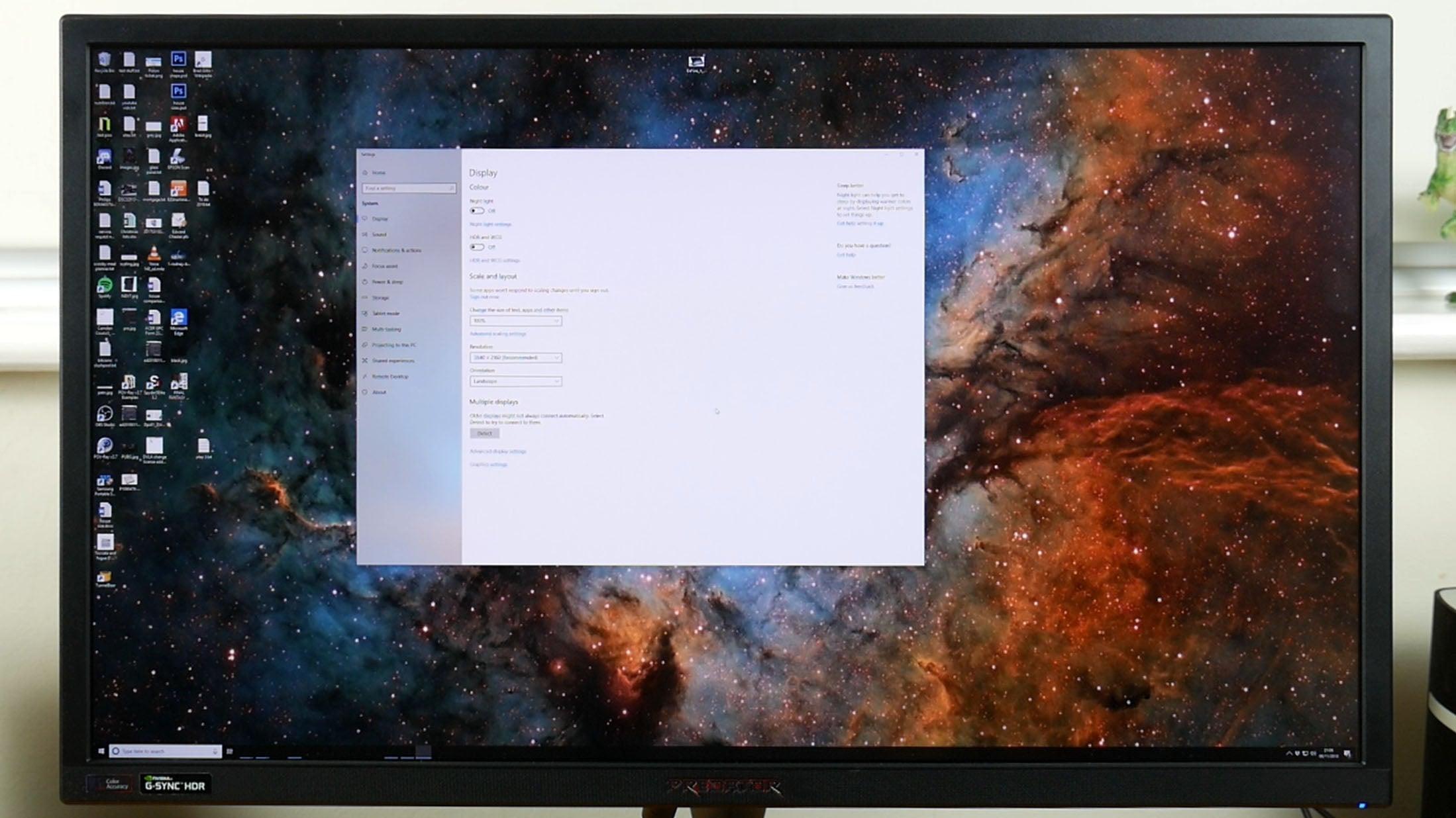 Acer Predator X27 Review | Trusted Reviews
