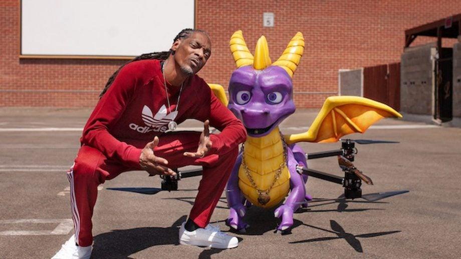 Spyro Snoop Dogg