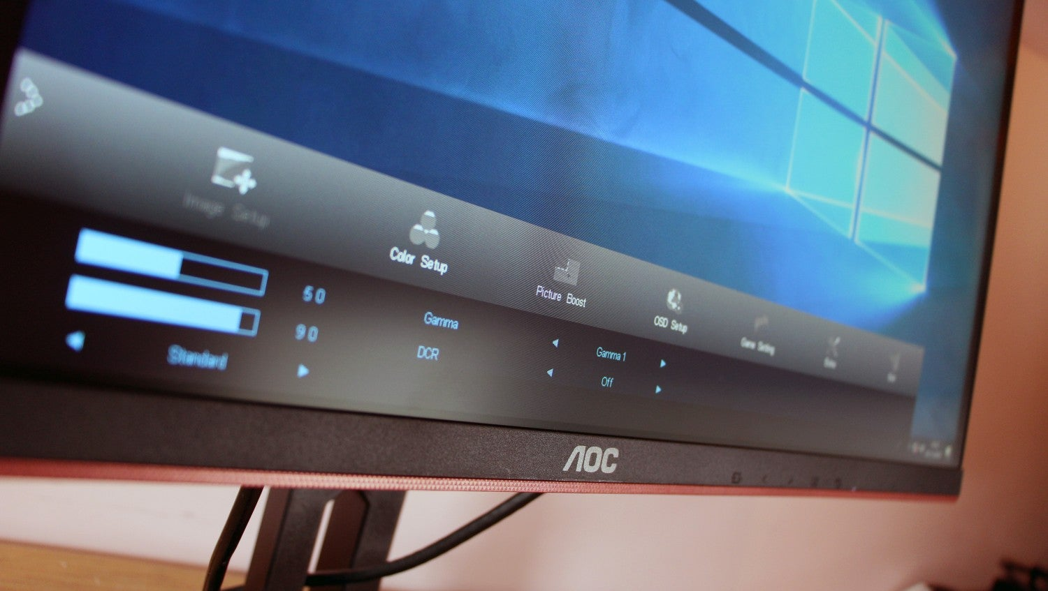 AOC C24G1 Review | Trusted Reviews
