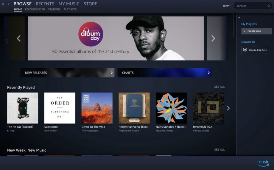 Get 3 Months Of Amazon Music Unlimited For Just 99p This Black Friday