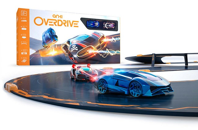 the anki overdrive starter kit races down to its lowest ever price