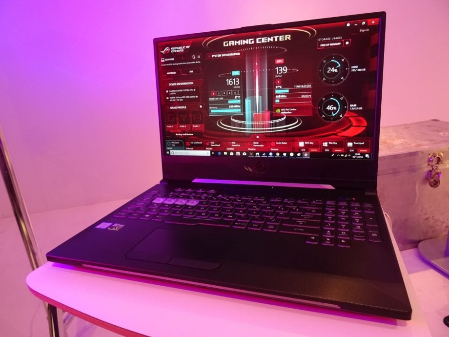 Asus ROG Strix GL504 Hero II Review | Trusted Reviews