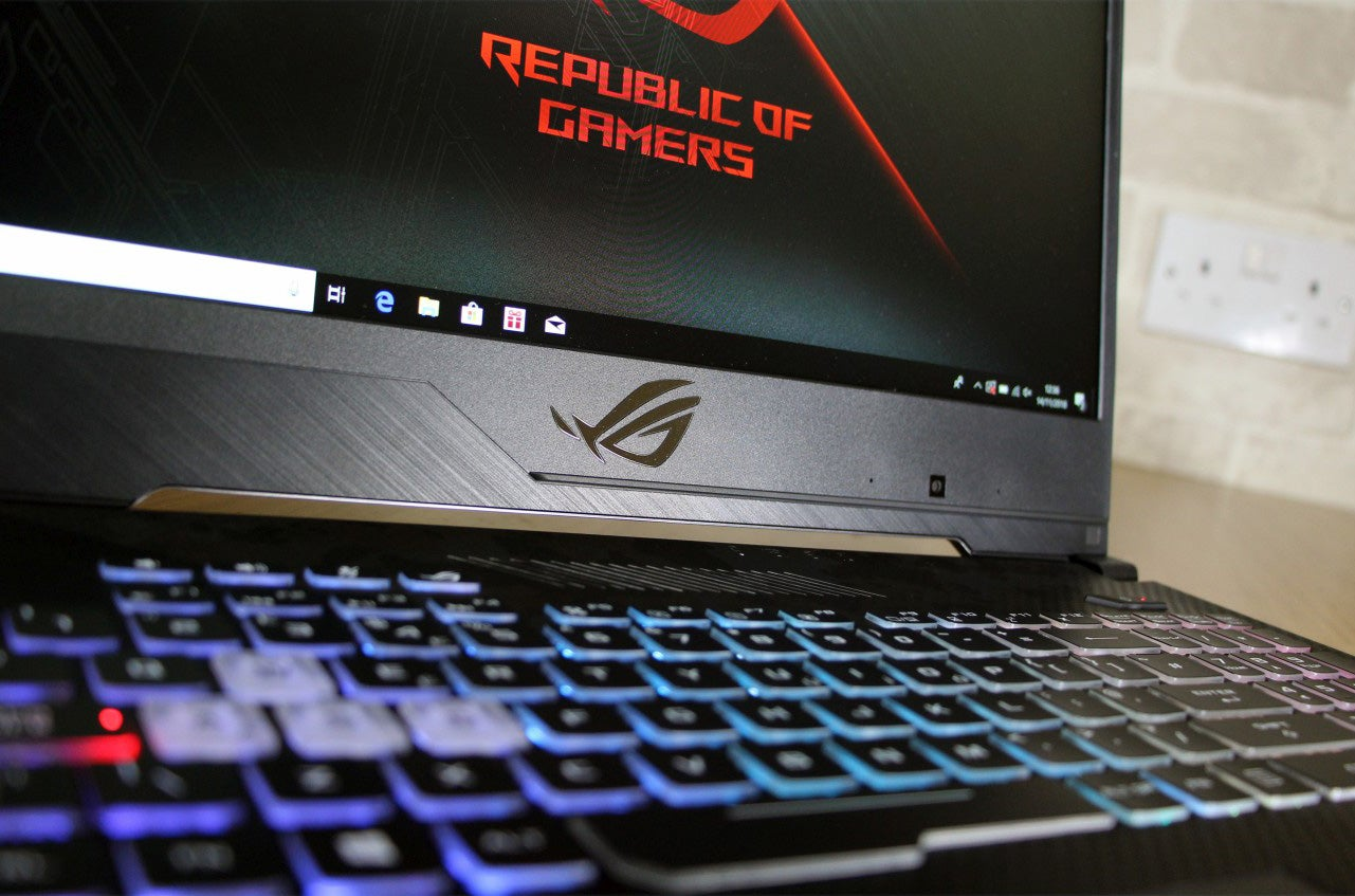 Asus Rog Strix Scar Ii Review Trusted Reviews
