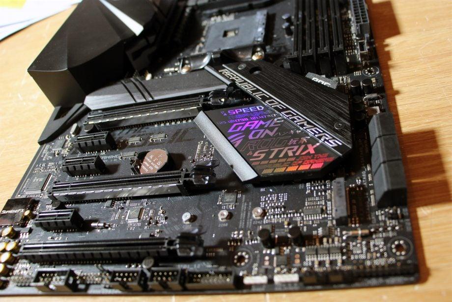 Asus ROG Strix X470 F Gaming