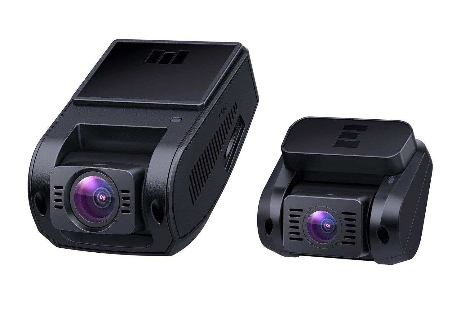 Aukey 1080p Dual Stealth Dash Cams DR02D Review   Trusted Reviews