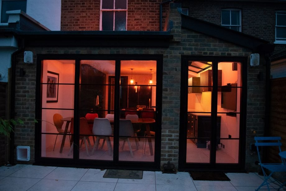 Build a smart home extension hero
