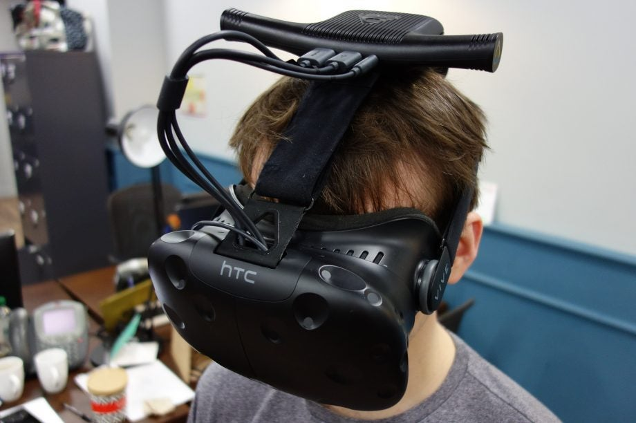 Vive Wireless Adapter Review   Trusted Reviews