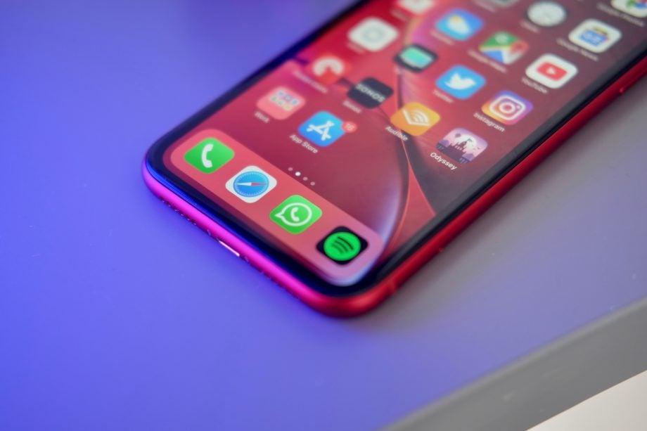 Iphone vs usb