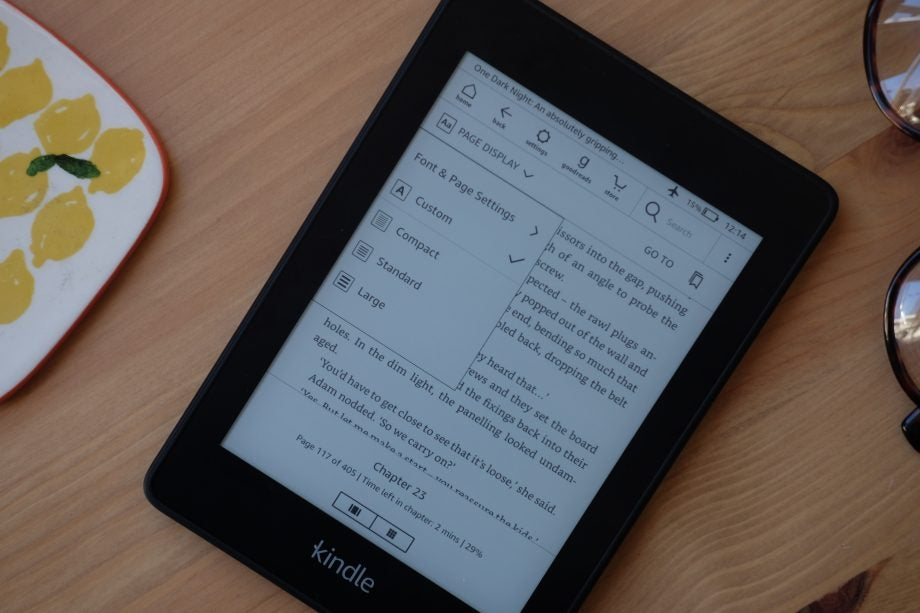 Kindle Paperwhite (2018) review: The Kindle you should buy