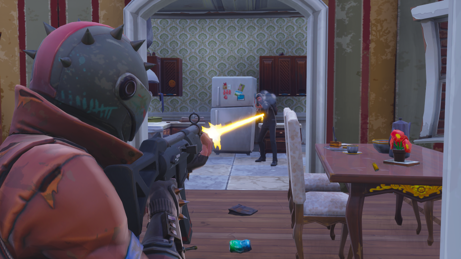 Fortnite has a dark secret for people playing on the Switch