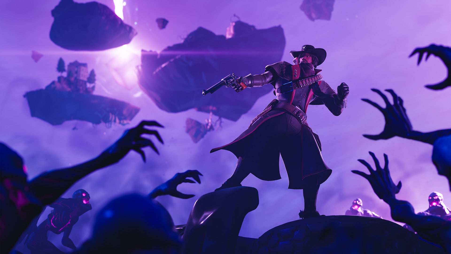 Win A Free Iphone 6 >> Fortnite cube explodes, watch what went down here   Trusted Reviews