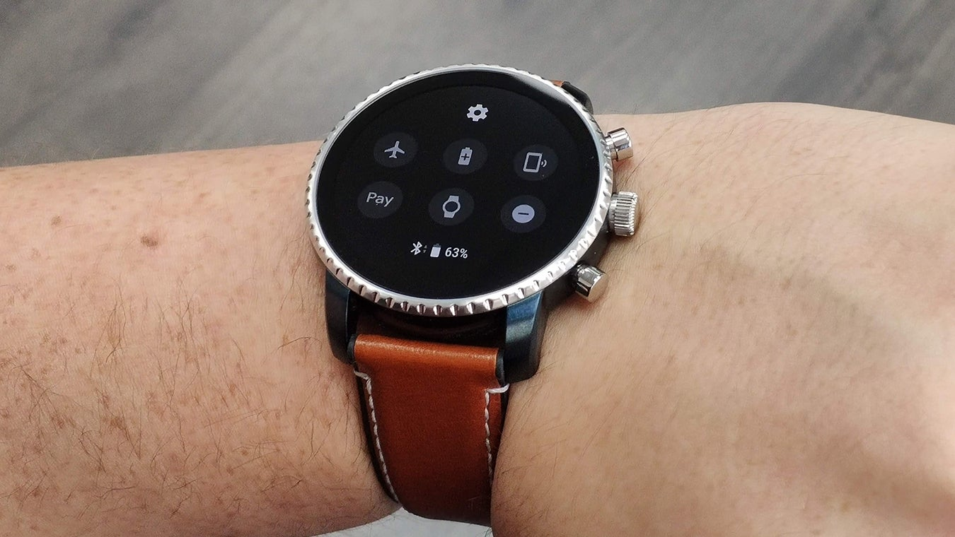Fossil Q Explorist Hr Review Trusted Reviews